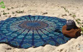 9 طراحی برتر حوله ساحلی و حوله استخری