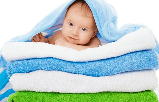 هفت حوله برتر مناسب نوزاد