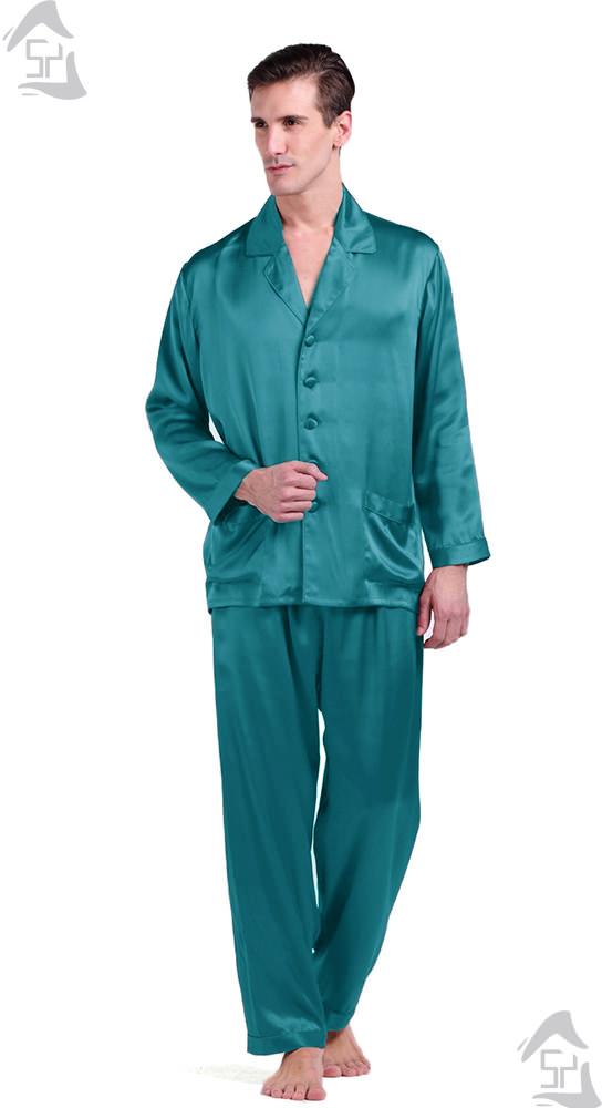 لباس های خواب ابریشم و پنبه ای مردانه