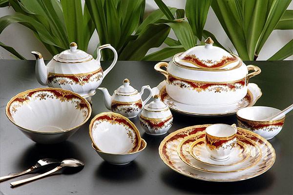 ظروف جهیزیه عروس-Dishes of Bride dowry