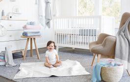 تدارک اتاق نوزاد
