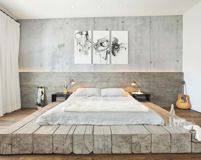 طراحی های صنعتی در اتاق خواب