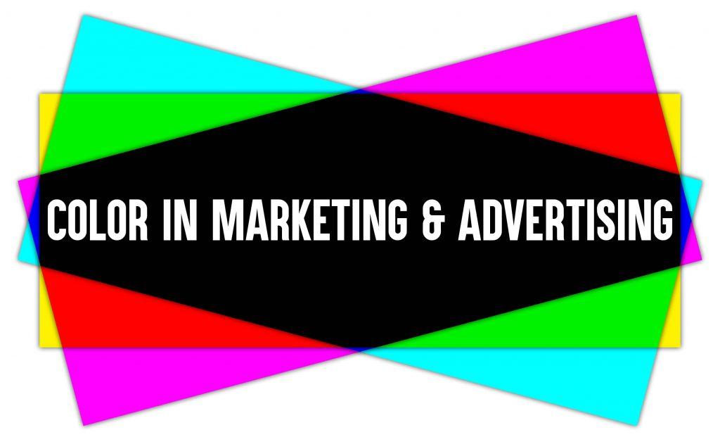 اثرات رنگها بر روی بازاریابی و تبلیغات