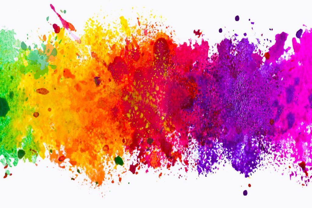 رنگ ترکیبی از نور و انرژی است