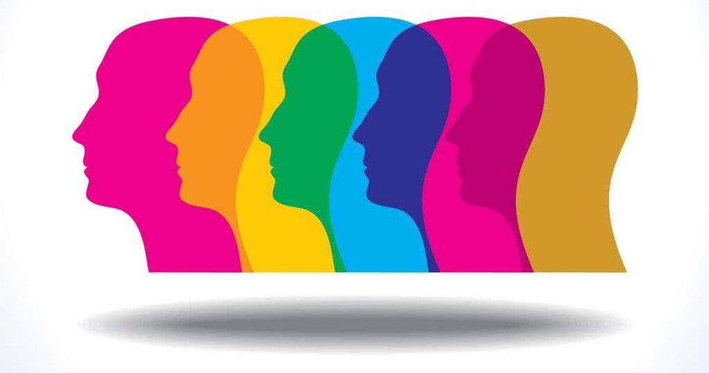 روان شناسی رنگ ها در زندگی روزمره